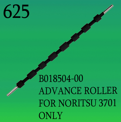 B018504-00-ADVANCE ROLLER-FOR-NORITSU-3701 ONLY