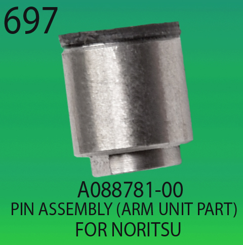 A088781-00-PIN ASSEMBLY (ARM UNIT PART)-FOR-NORITSU