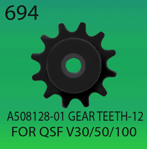 A508128-01-GEAR TEETH 12-FOR- QSF V30-50-100